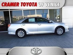 2012 Toyota Camry Hybrid LE Sedan for sale in Venice for $19,997 with 34,323 miles.