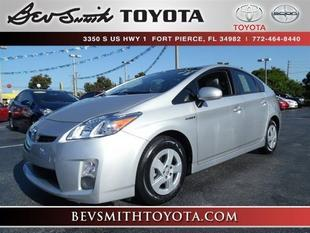 2011 Toyota Prius II Hatchback for sale in Fort Pierce for $18,236 with 35,344 miles.