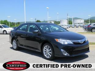 2012 Toyota Camry XLE Sedan for sale in Anniston for $22,995 with 33,132 miles.