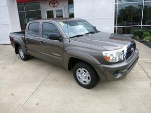 2011 Toyota Tacoma Double Cab Crew Cab Pickup for sale in Gallatin for $22,990 with 32,910 miles.