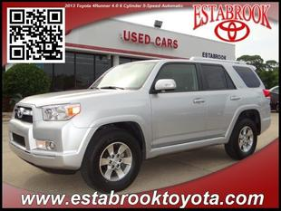 2013 Toyota 4Runner SUV for sale in Pascagoula for $30,990 with 36,057 miles.