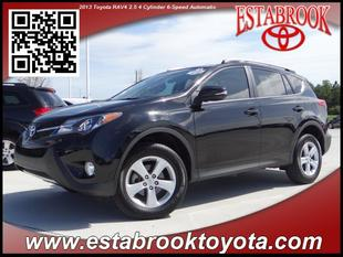 2013 Toyota RAV4 SUV for sale in Pascagoula for $24,990 with 21,476 miles.