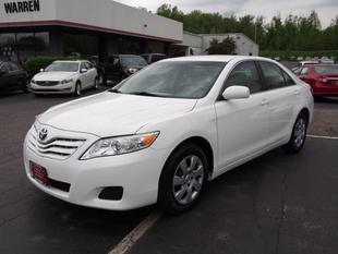 2011 Toyota Camry LE Sedan for sale in Warren for $15,900 with 20,659 miles.