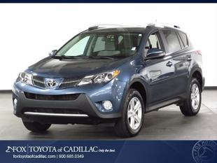 2013 Toyota RAV4 SUV for sale in Cadillac for $24,995 with 21,910 miles.