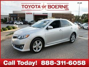 2012 Toyota Camry SE Sedan for sale in Boerne for $20,988 with 44,222 miles.