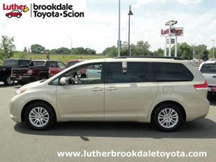 2011 Toyota Sienna Base Minivan for sale in Minneapolis for $26,993 with 25,753 miles.