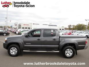 2011 Toyota Tacoma Double Cab Crew Cab Pickup for sale in Minneapolis for $27,995 with 43,031 miles.