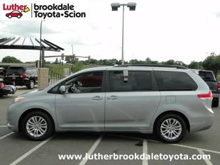 2013 Toyota Sienna Minivan for sale in Minneapolis for $29,977 with 26,618 miles.