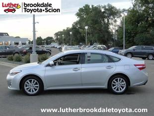 2013 Toyota Avalon Sedan for sale in Minneapolis for $22,497 with 42,733 miles.