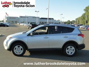 2013 Toyota RAV4 SUV for sale in Minneapolis for $21,497 with 30,351 miles.