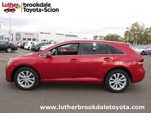 2013 Toyota Venza SUV for sale in Minneapolis for $20,495 with 39,336 miles.