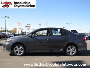 2013 Toyota Corolla Sedan for sale in Minneapolis for $16,995 with 30,743 miles.
