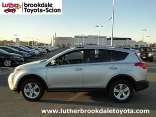 2014 Toyota RAV4 SUV for sale in Minneapolis for $23,995 with 9,302 miles.