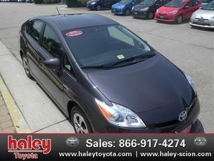 2012 Toyota Prius Two Hatchback for sale in Midlothian for $19,699 with 27,921 miles.