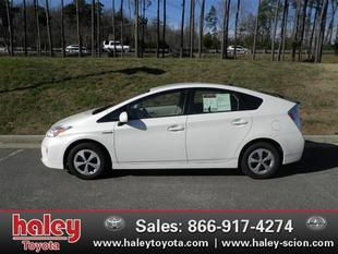 2012 Toyota Prius Three Hatchback for sale in Midlothian for $20,495 with 29,798 miles.