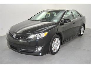 2012 Toyota Camry SE Sedan for sale in Philadelphia for $17,949 with 11,824 miles.