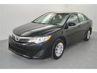 2013 Toyota Camry Sedan for sale in Philadelphia for $19,995 with 3,994 miles.