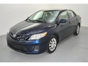 2012 Toyota Corolla LE Sedan for sale in Philadelphia for $14,993 with 40,787 miles.