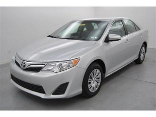 2012 Toyota Camry LE Sedan for sale in Philadelphia for $16,994 with 33,300 miles.