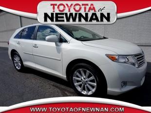 2010 Toyota Venza SUV for sale in Newnan for $18,588 with 54,641 miles.