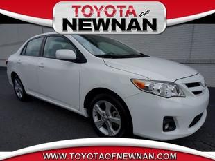 2012 Toyota Corolla LE Sedan for sale in Newnan for $14,488 with 42,635 miles.