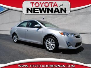 2012 Toyota Camry XLE Sedan for sale in Newnan for $21,588 with 23,635 miles.