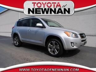 2011 Toyota RAV4 Sport SUV for sale in Newnan for $21,288 with 17,870 miles.