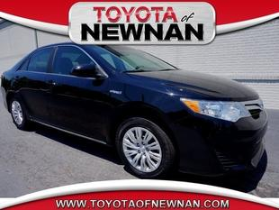 2012 Toyota Camry Hybrid LE Sedan for sale in Newnan for $22,988 with 19,849 miles.