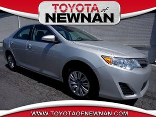 2014 Toyota Camry Sedan for sale in Newnan for $18,988 with 11,793 miles.
