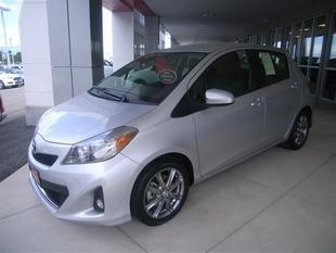 2012 Toyota Yaris SE Hatchback for sale in Helena for $14,974 with 21,233 miles.