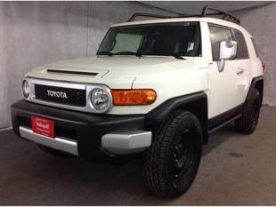 2013 Toyota FJ Cruiser Base SUV for sale in Kalispell for $29,490 with 21,114 miles.