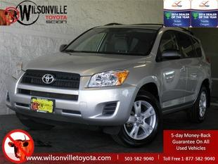 2012 Toyota RAV4 Base SUV for sale in Wilsonville for $21,594 with 26,799 miles.