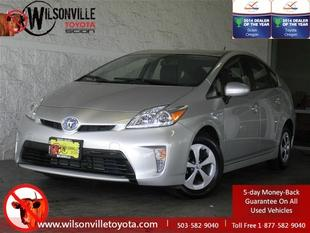 2013 Toyota Prius Hatchback for sale in Wilsonville for $25,792 with 9,291 miles.