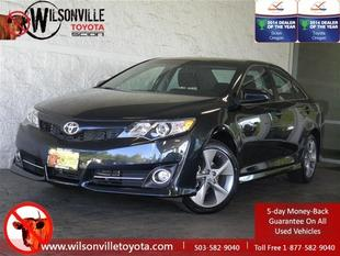 2014 Toyota Camry Sedan for sale in Wilsonville for $21,999 with 6,115 miles.