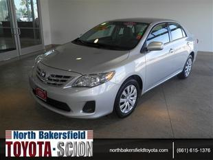 2013 Toyota Corolla LE Sedan for sale in Bakersfield for $15,995 with 24,027 miles.
