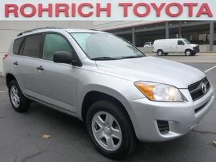 2011 Toyota RAV4 Base SUV for sale in Pittsburgh for $17,974 with 45,494 miles.