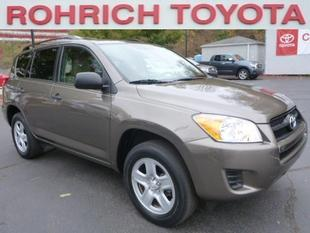 2011 Toyota RAV4 Base SUV for sale in Pittsburgh for $19,430 with 25,448 miles.