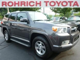 2011 Toyota 4Runner SR5 SUV for sale in Pittsburgh for $29,794 with 43,811 miles.
