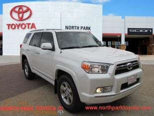 2012 Toyota 4Runner SR5 SUV for sale in San Antonio for $28,995 with 33,339 miles.