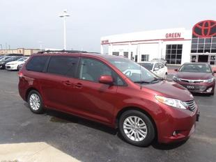 2013 Toyota Sienna Minivan for sale in Springfield for $30,990 with 16,538 miles.