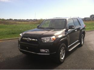 2011 Toyota 4Runner SR5 SUV for sale in Terre Haute for $30,331 with 43,207 miles.
