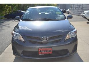 2012 Toyota Corolla LE Sedan for sale in West Roxbury for $14,000 with 34,020 miles.
