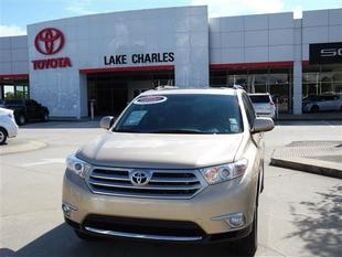 2012 Toyota Highlander Base SUV for sale in Lake Charles for $34,995 with 16,335 miles.