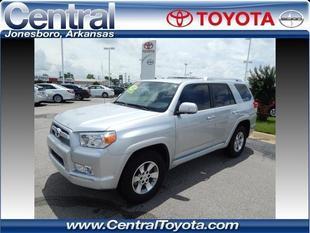 2012 Toyota 4Runner SR5 SUV for sale in Jonesboro for $29,995 with 42,543 miles.