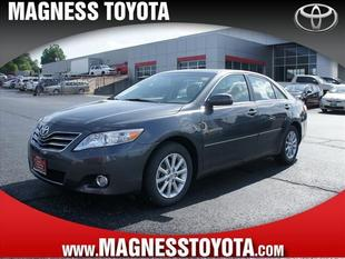 2011 Toyota Camry XLE Sedan for sale in Harrison for $17,400 with 74,800 miles.