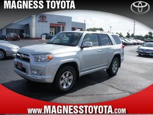 2013 Toyota 4Runner SUV for sale in Harrison for $32,975 with 38,400 miles.
