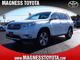 2012 Toyota Highlander Base SUV for sale in Harrison for $32,925 with 51,100 miles.