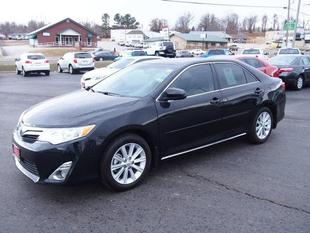 2012 Toyota Camry XLE Sedan for sale in Harrison for $24,995 with 34,100 miles.