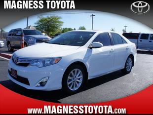 2012 Toyota Camry XLE Sedan for sale in Harrison for $21,995 with 36,600 miles.