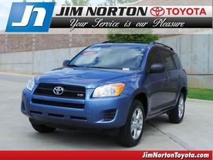 2011 Toyota RAV4 Base SUV for sale in Tulsa for $17,993 with 42,031 miles.